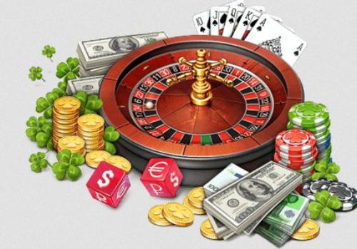 """""""Gokken om geld te winnen draait allemaal om geluk"""""""